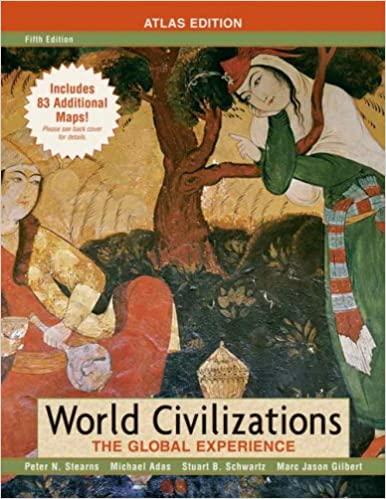 Amazon world civilizations the global experience combined world civilizations the global experience combined volume atlas edition 5th edition 5th edition fandeluxe Choice Image