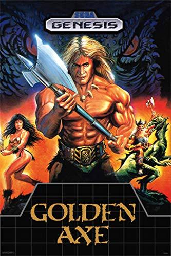 golden axe sega master system - 4