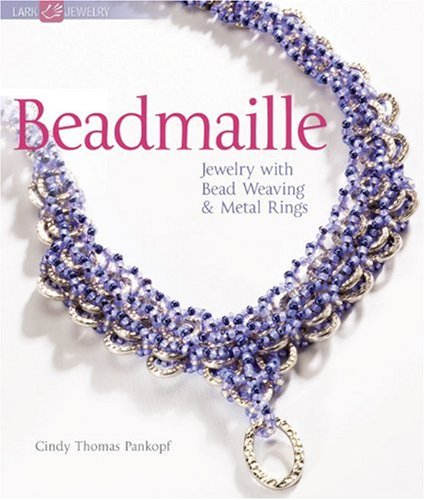 Download Beadmaille: Jewelry with Bead Weaving & Metal Rings (Lark Jewelry Books) PDF