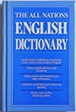 The All Nations English Dictionary, Watkins, Morris G. and Watkins, Lois I., 0962878936