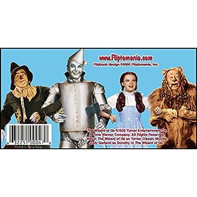 Fliptomania Wizard of Oz Flipbook: Toys & Games