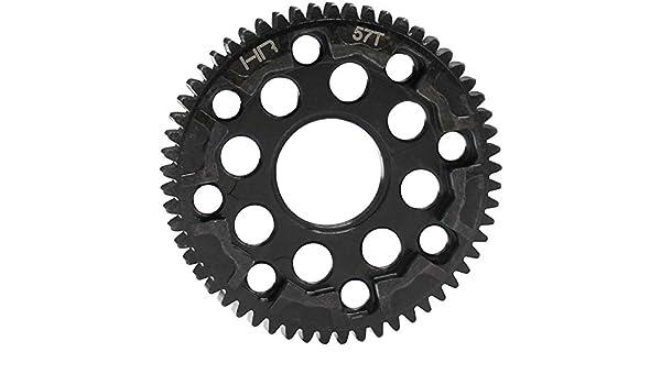 Hot Racing SATF257 Steel Spur Gear 57t 0.8 Mod Arrma 1//10 4x4 BLX