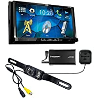 JVC KW-V420BT Receiver with Sirius XM Tuner & Back Up Camera