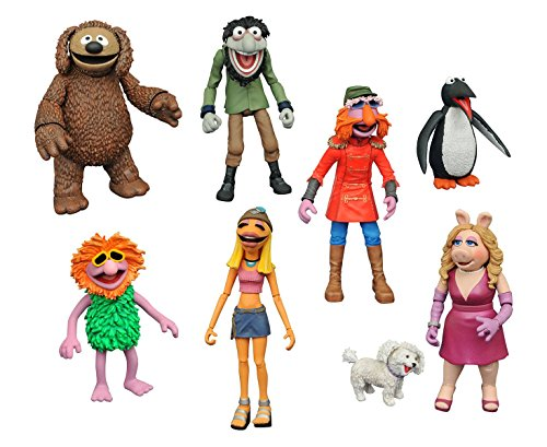 The Muppets Select Action Figures Multi-Pack Series 3 Assortment