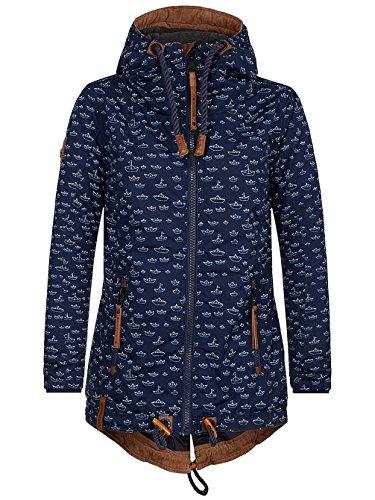 Jacket Reitsport Forever I Boat Naketano Female wTEB54Tq