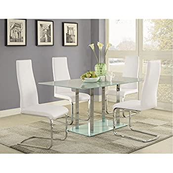 this item contemporary glass dining table round tables top room extending