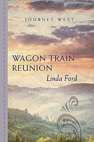 book cover of Wagon Train Reunion