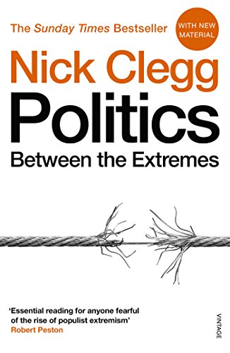 Politics: Between the Extremes by VINTAGE