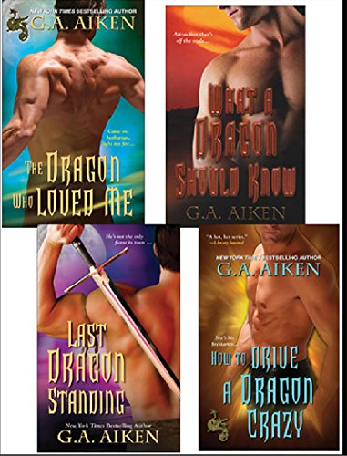 G Aiken Dragon Bundle Standing ebook product image