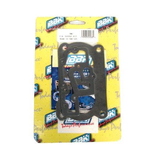- BBK 1584 Twin 58mm Throttle Body Gasket Kit for GM Twin 305/350