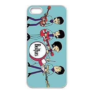 Cartoon The Beatles Hot Seller Stylish Hard Case For Iphone 5s