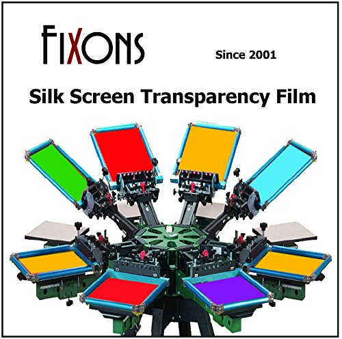 ansparency Film 8.5 x 11 (100 Sheets) ()