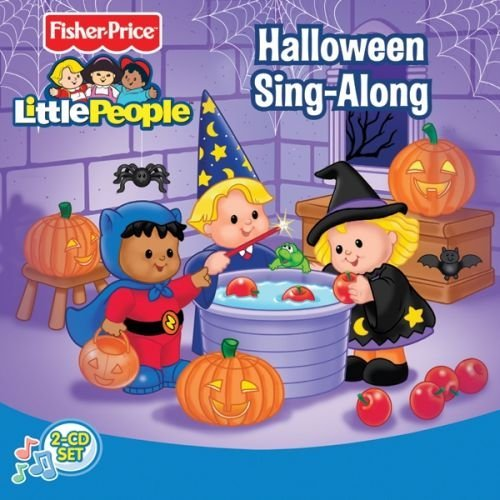 Fisher Price Halloween Sing Along Cd (Fisher Price: Little People: Halloween Sing-Along by Fisher Price Little)