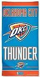 Oklahoma City Thunder NBA OKC 30 X 60 Inch Beach Towel