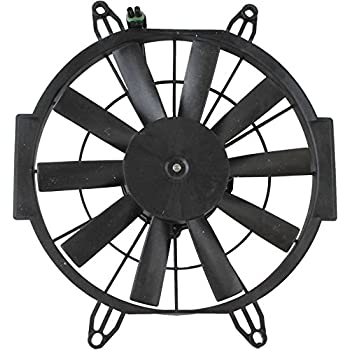 Amazon Com New Cooling Fan Motor Assembly 12v Polaris Ranger 04 09