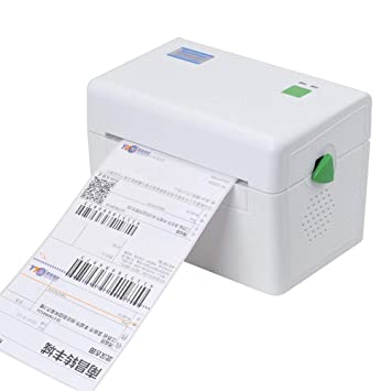 ZUKN Impresora Térmica De Etiquetas Portátil con Puerto USB ...