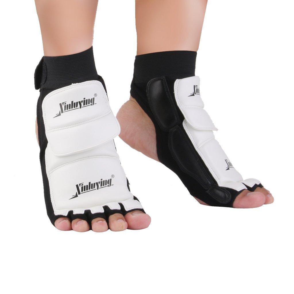 Tfxwerws durable Taekwondo Sparring /équipement de protection Rembourrage de pied