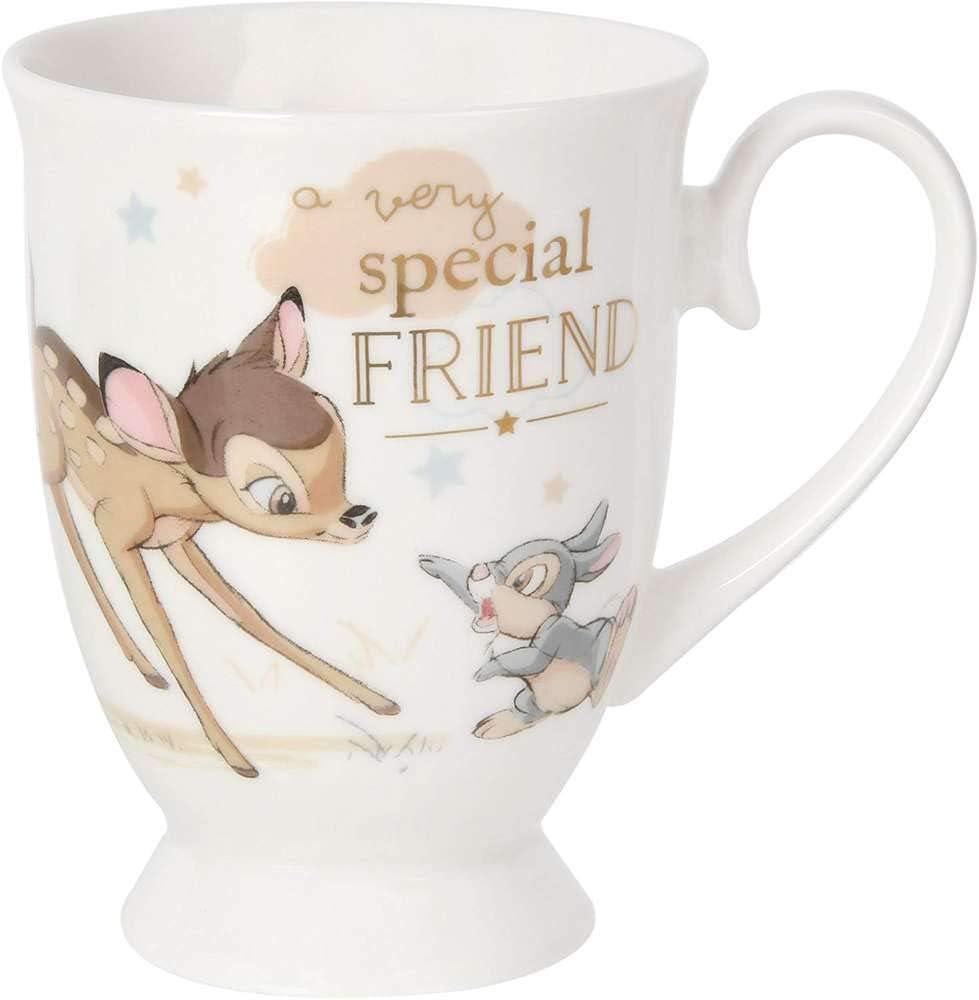 Disney Magical Moments Tasse mit Bambi-Motiv und Aufschrift Dreams and Wishes