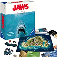 Ravensburger Jaws Strategy and Suspense Board Game