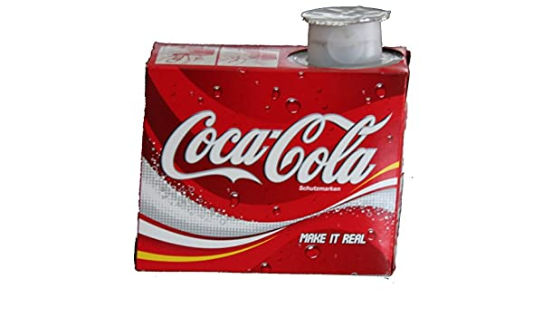 Refresco Individual de cola Coca Cola lata 33 cl: Amazon.es: Alimentación y bebidas