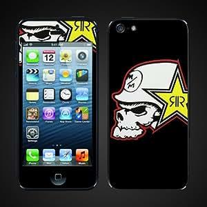 Apple Iphone 5 Vinyl Skin-Rockstar Metal Mulisha design- ip5rockmm