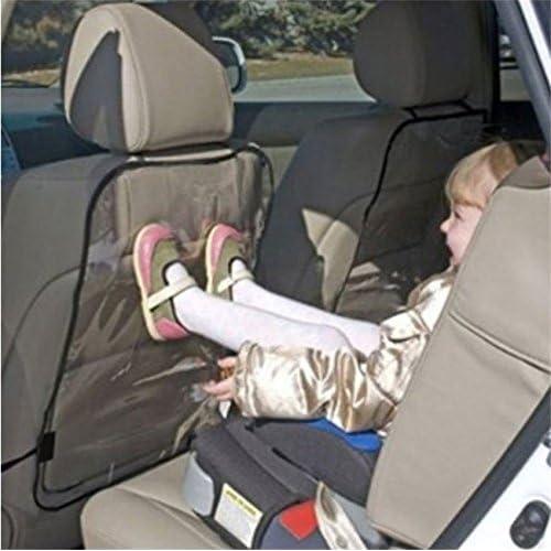 Kolylong Soins Auto Voiture Couvercle SièGe Auto ArrièRe De Protection Pour Les Enfants Botter Boue Mat Propre 57cmx 42 cm (Noir) 80%OFF