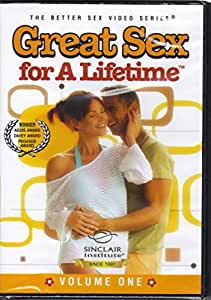 Better Sex Video Series: Great Sex for A Lifetime Volume 1