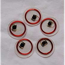 10 Pieces NFC Sticker/Tag/ Adhesive Label RFID IC 13.56MHz ISO14443A 1k by Neutral