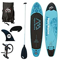 Features an all-around, wide-style design ideal for learning, recreational paddling and small wave riding with comfort and stability. Extremely user friendly, the vapor loves to be ridden or taken on a paddle cruise. Also includes Tri fin sys...
