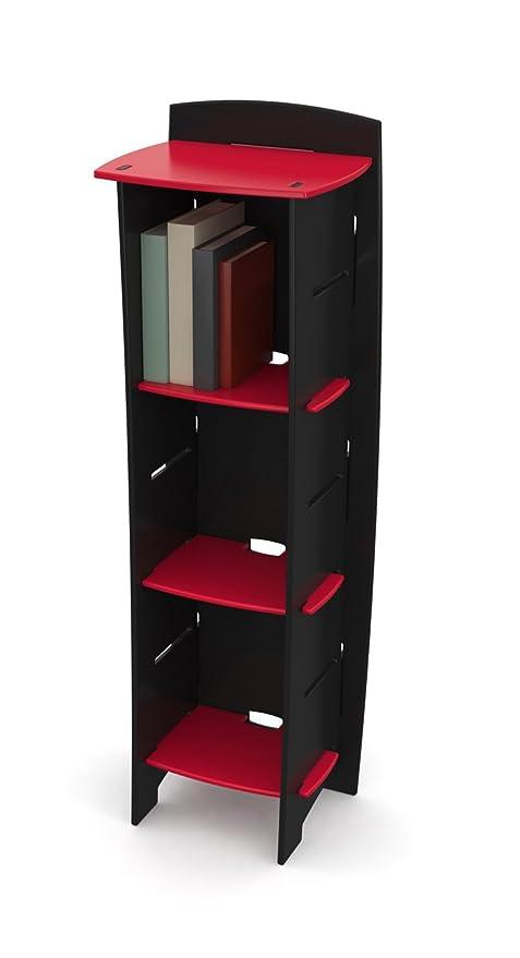 Elenza Legare Racecar Bookshelf
