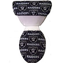 Raiders bathroom set