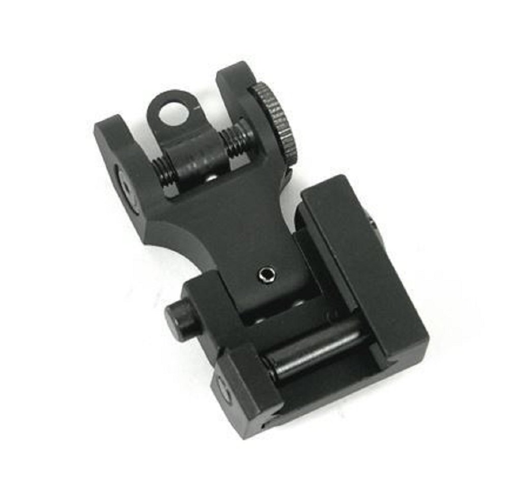 Iron Sights ( HK-A2 ) Tactical Rapid Transition Front & Rear Flip Up Backup Iron Battle Sights Set by Green Blob Outdoors by Green Blob Outdoors (Image #9)