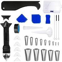 Siliconen kit kit kit voor kitten, Maxjaa 34 stuks 3 in 1 plastic kitkit siliconen kit kit kit kit kit kit kit kit kit…