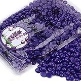 Baomabao Bikini Hair Removal Bean No Strip Depilatory Hot Film Hard Wax Pellet Waxing (Purple)