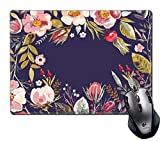 MSD Mouse Pad Unique Custom Printed Mousepad Vintage - Best Reviews Guide