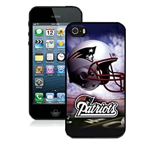 NFL New England Patriots Iphone 5s or Iphone 5 Case Popular By zeroCase