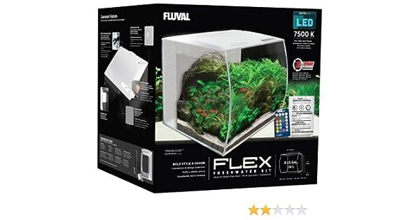 Fluval 15004 Flex Nano Juego de Acuario: Amazon.es: Productos para mascotas
