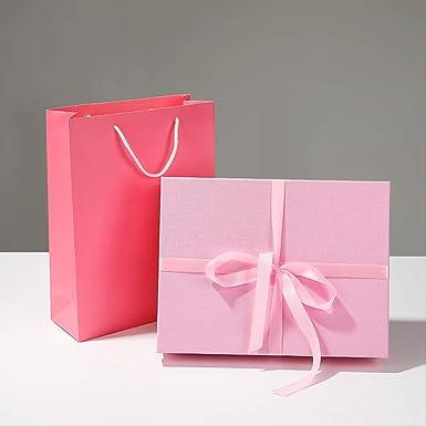 Caja de embalaje exquisita Regalo de cumpleaños simple Chica ...