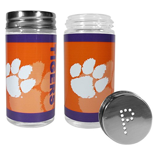 NCAA Clemson Tigers Tailgater Salt & Pepper - Salt Tigers Ncaa