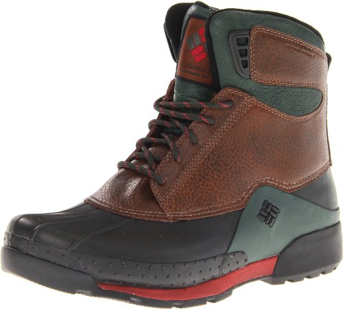 Collegiate Bugaboot Original Omni-Heat - Botas de cuero para hombre Marrón (Marron (Nutmeg/Red Element 260))