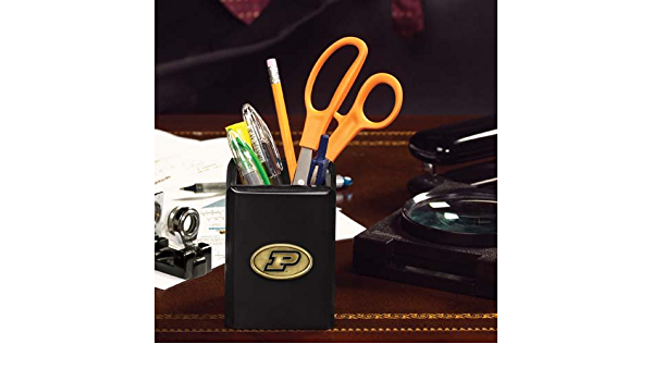 Memory Company NCAA University of Pittsburgh Pencil Holder One Size Multicolor
