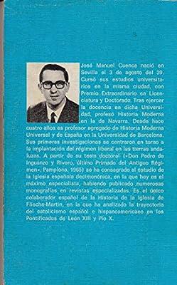 La iglesia española ante la revolución liberal: Amazon.es: Cuenca, José Manuel: Libros