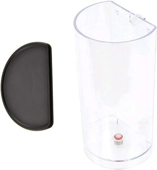 Spares2go - Depósito de agua de 1 l + tapa para cafetera Nespresso Citiz y Milk: Amazon.es: Hogar
