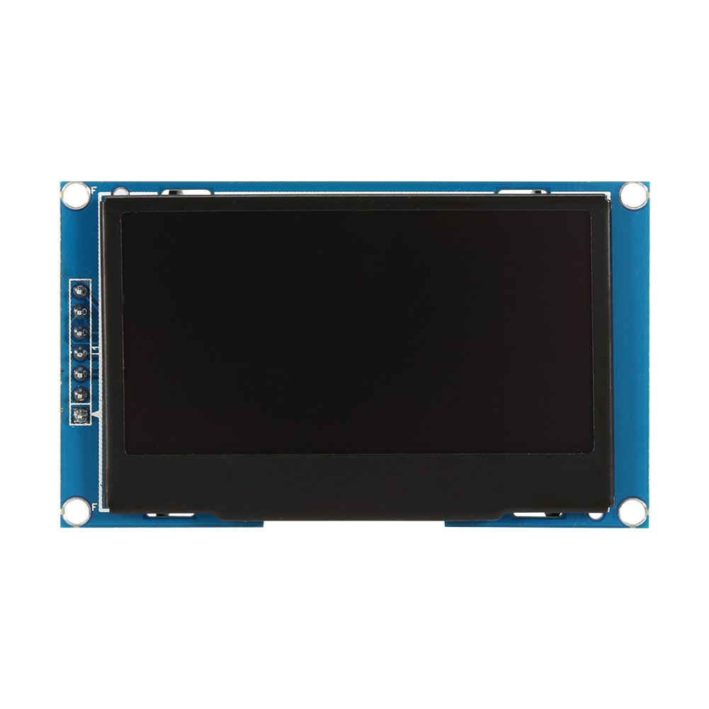 1Pcs 2.42'' 128X64 OLED Display Module 12864 IIC I2C Serial Peripheral Interface for UNO R3(White Letter)