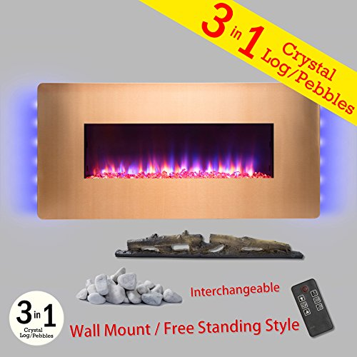 22 electric fireplace - 5