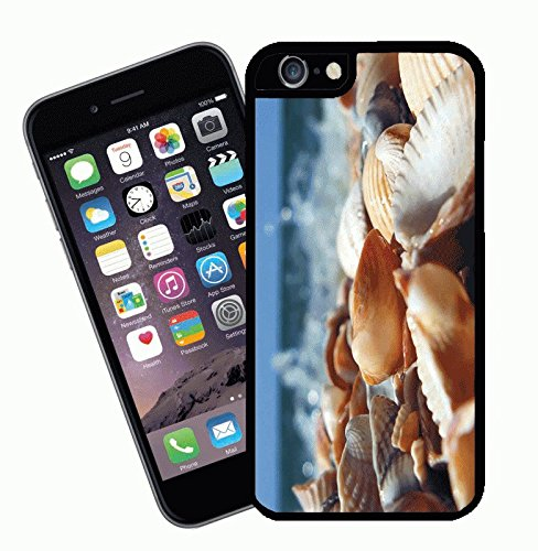 Seashells - This cover will fit Apple model iPhone 7 (not 7 plus) - By Eclipse Gift Ideas
