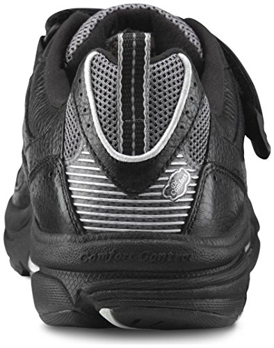 Men's Comfort Diabetic Shoes Athletic Dr Black Winner Black 8qpx5A