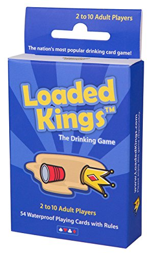 Loaded Kings Drinking Waterproof Playing product image
