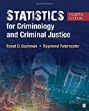 Statistics for Criminology and Criminal Justice 4th Edition