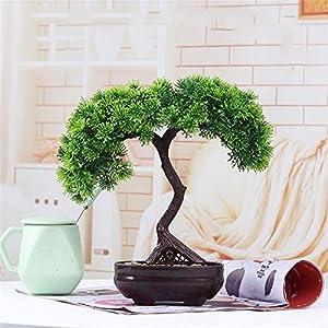 JruF Artificial Succulent Plant Configuration - Assorted Artificial Decoration Center Plant Potted 87